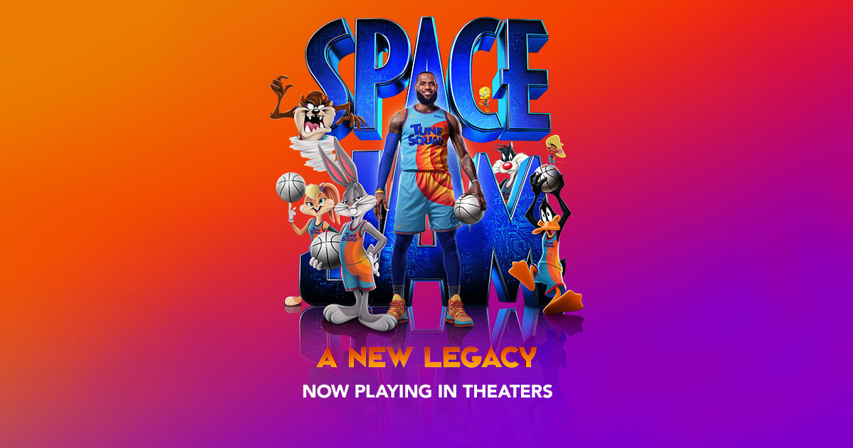 Space Jam: A New Legacy | Official Site